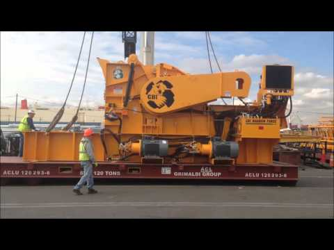 ARI Shipping Corp. Rock Crusher on its way to Finland