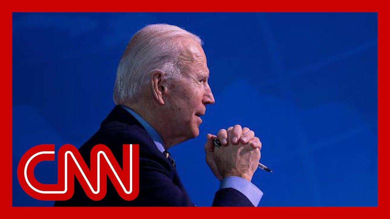 'Irresponsibility': Biden hits Trump admin. over transition