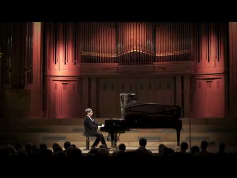 Boris Giltburg performs 6 Etudes-Tableaux from Op. 39 by Rachmaninov (Bozar, 2016)