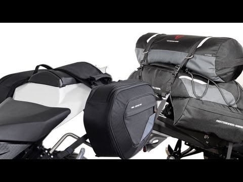 SW-Motech & Bags Connection - Blaze und Cargo Bagsystem (english version)