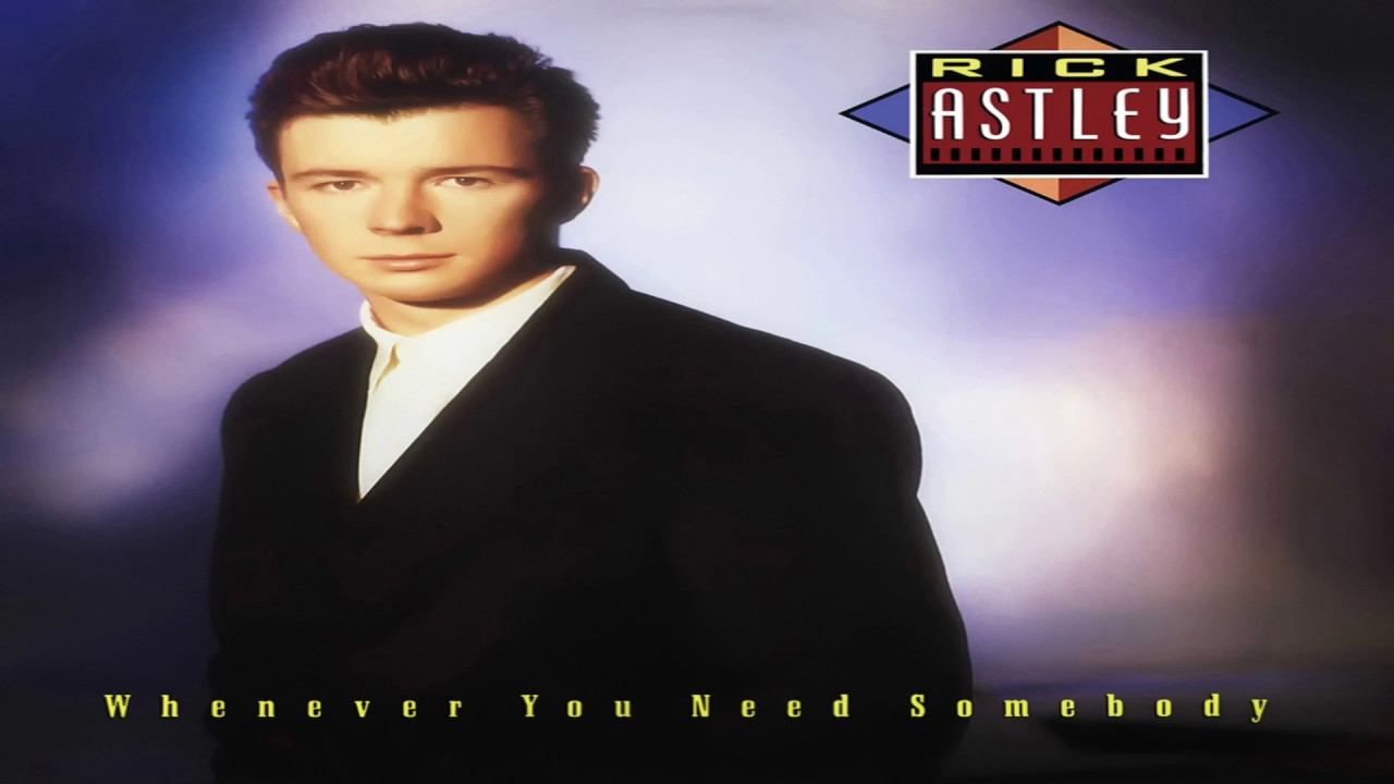 rick astley never gonna give you up slowed youtube