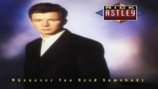 Rick Astley - Never Gonna Give You Up Slowed