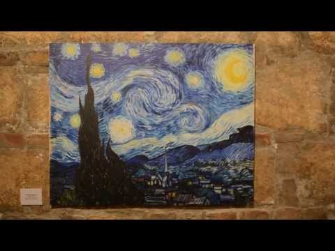 'My Dream Exhibiton' by Vincent Van Gogh @ VAM design center, Budapest | 2013 HD