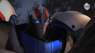 Transformer prime season 2 episode 20 legacy clip