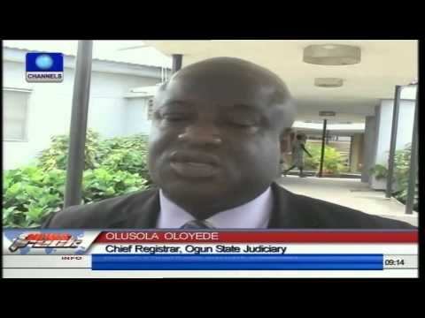 Financial Independence Of Judiciary: Court Workers Resume After 3-Week Strike