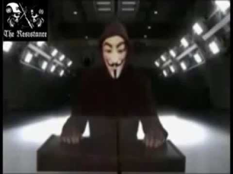 Anonymous - #Operation American Freedom