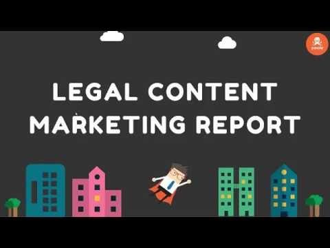 Legal Content Marketing and Social Media Report 2015