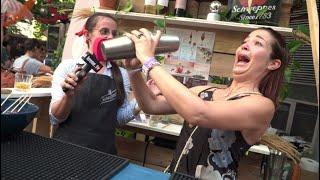 """Hoch die Tassen! """"Jetzt Poschts"""" am Liquid Market   krone.tv JETZT POSCHTS"""