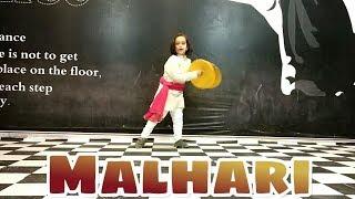 Malhari | Bajirao Mastani | Kids Dance Choreography | Saraswati dance choreography roorkee
