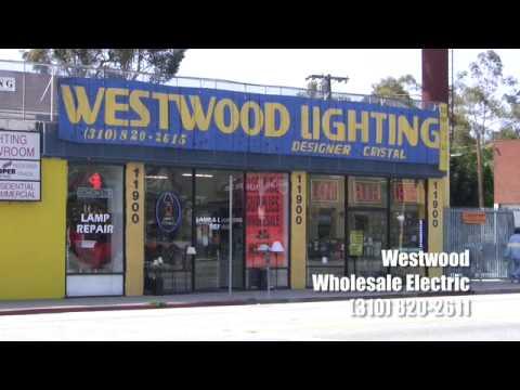 Westwood Wholesale Electric - 11900 Santa Monica Blvd., Los Angeles, CA 90025 - (310) 820-2611