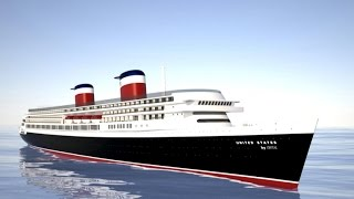 SS United States to sail again after renovation