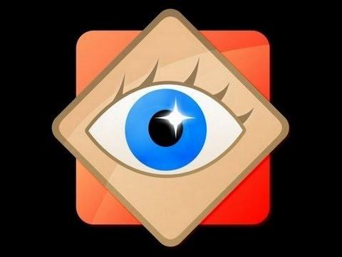 FastStone Image Viewer - лучший, бесплатный, графический редактор фото.