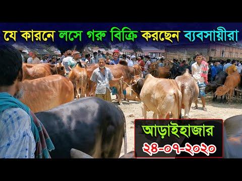 রাজধানীতে পশুর হাট বসা নিয়ে অনিশ্চয়তা   Qurbani Gorur Haat   Somoy TV from YouTube · Duration:  1 minutes 41 seconds
