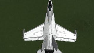 KSP - Eurofighter,  F-18,  T-38
