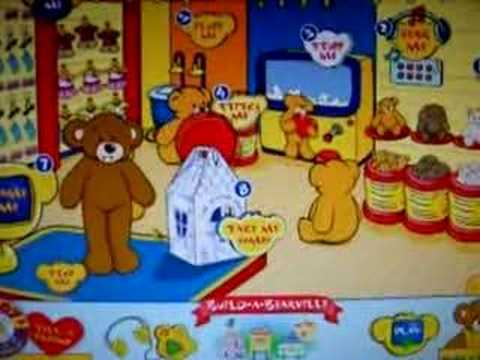 Build A Bear Workshop Games Bearville