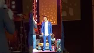 الشاب خالد يفاجئ سعد رمضان في مهرجان موازين 2018