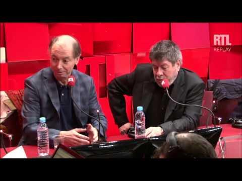 A la bonne heure - Stéphane Bern avec Philippe Chevallier et Régis Laspalès - 19 Novembre 2015 Pa...