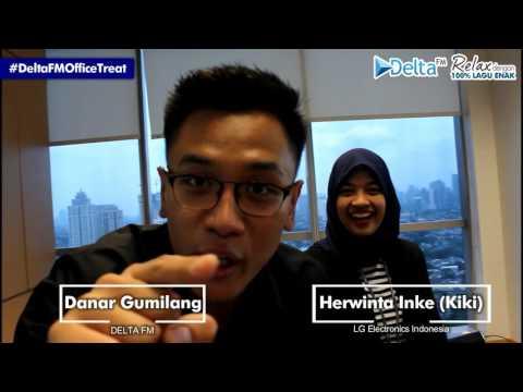 LG Electronics Indonesia - Delta FM Office Treat (Delta FM) #DeltaOfficeTreat