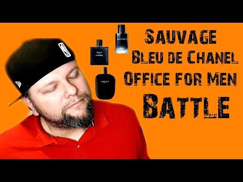 sauvage-vs-bleu-de-chanel-vs-office-for-men- -fresh-battle
