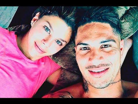 Paolo Guerrero presenta película y da detalles de su matrimonio con Alondra