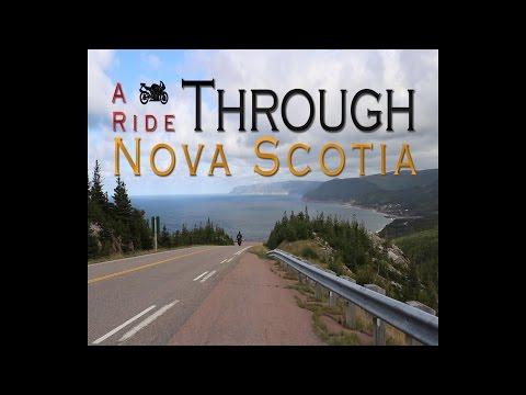 A Ride Through Nova Scotia - Open Road
