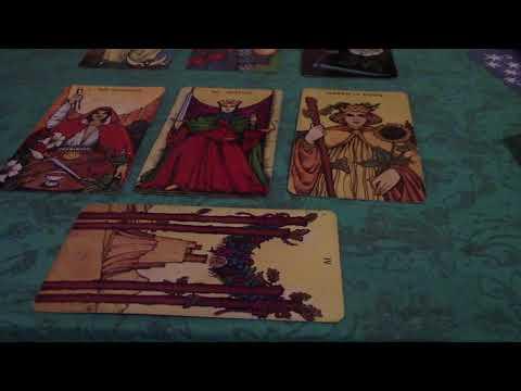 Gemini March 2018 Love Tarot Reading
