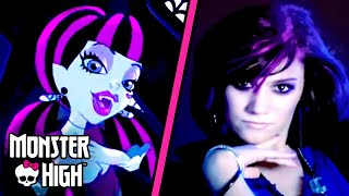 Fright Song | Monster High(A killer new music video from the drop dead gorgeous Monster High student bodies. Monster High... where the ghoul kids rule, and freaky just got fabulous!, 2010-08-09T23:37:29.000Z)