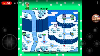 Another Mario World 2: Luigi's Mission (Smw Hack) Live