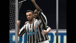 FIFA 2006 Gameplay ( PL ) Juventus vs Bayern Monachium