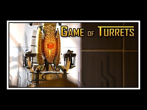Portal - Game Of Turrets