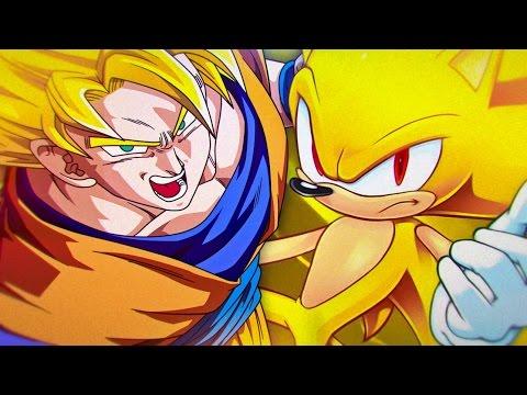 Goku VS. Sonic [Batalha de Gigantes]