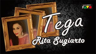 RITA SUGIARTO | TEGA | LYRICS VIDEO