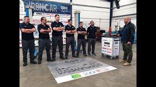 IRON CAR 2 - EPISODIO 1: Presentación y prueba baterías