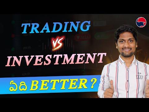 Trading Vs Investment?, 14 Lakh Stock Market Profit In APRIL Month, #Daytradertelugu