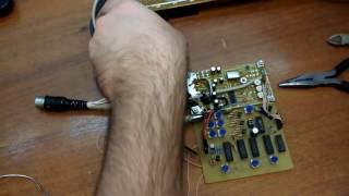 Корректор видеосигнала ретрокомпьютеров