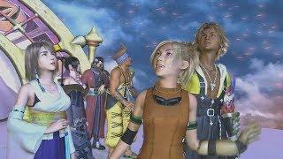 Final Fantasy X HD 100% Achievement Walkthrough Pt27 | Inside Sin