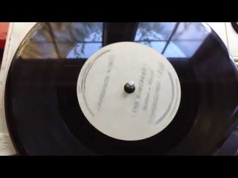 Unreleased 1968 Immediate Music Demo Acetate by Arthur Brown + Excelsior Spring - Psych / Freakbeat