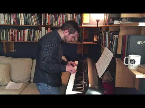 Were You There | Piano Solo | Zach Sprowls