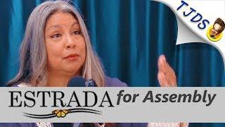 Tough Talking Progressive Blasts Corporatist Anthony Rendon In Ca. 63 w/Maria Estrada