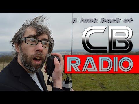 A Look back at CB Radio - Retro Rewind - 27/81 MHz Citizens Band Radio - Binatone 5 Star - Convoy
