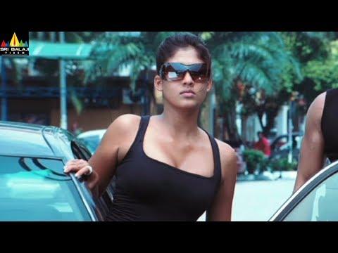 Ajith Billa Movie Nayanatara Action Scene   Telugu Movie Scenes   Ajith, Namitha   Sri Balaji Video