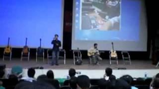 Hua guitar club - cay va gio - DH Duoc - ndquan_hua
