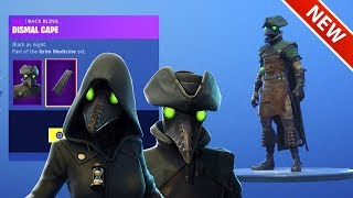 *NEW* PLAGUE & SCOURGE SKIN! [ITEM SHOP] FORTNITE BATTLE ROYALE