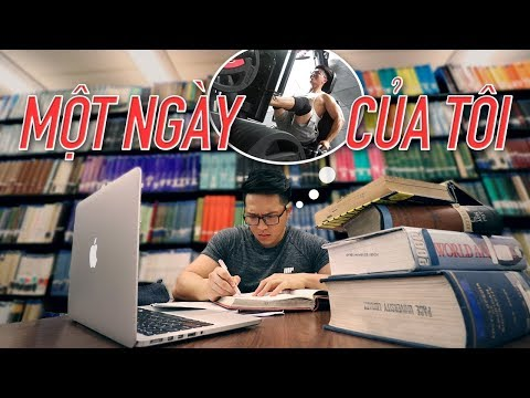 Download Youtube: Một ngày của GYMER/ DU HỌC SINH/ VLOGGER | An Nguyen Fitness