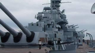 USS Alabama (BB-60) Battleship