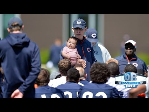 Owner's Box: Marc Trestman Adopts Baby To Save Relationship With Bears