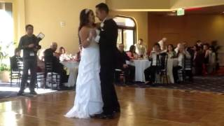 Fairytale First Dance - Disney Wedding