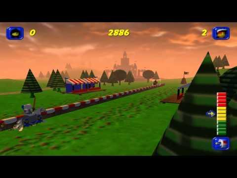 RE - Lets Play : Lego Insel 2 - #8 - Ritterliche Fehden und Agro Bullen
