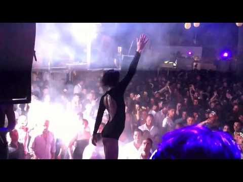 DAVID PUENTEZ LIVE - RIO BO CLUB GALLIPOLI / ITALY - 11.08.2012