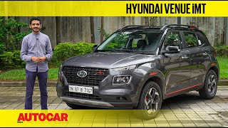Hyundai Venue iMT review - We answer your questions | First Drive | Autocar India